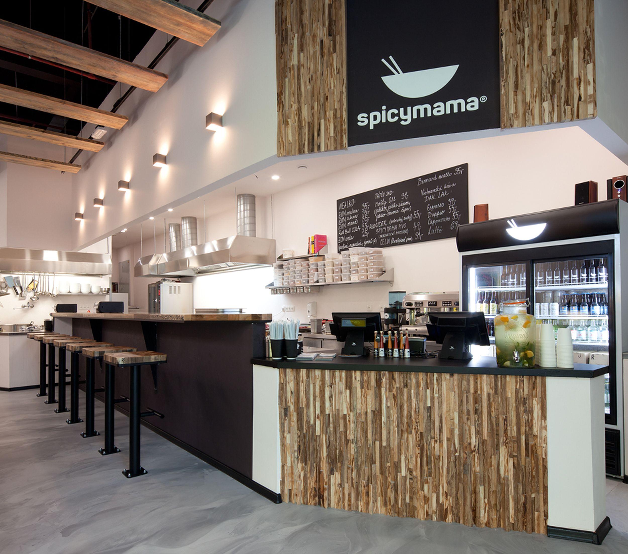 Tipy a zajímavosti / Bistro Spicymama v Centru Černý Most
