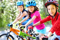 Cyklostezky na Žďársku budou bavit jak velké, tak i menší sportovce.