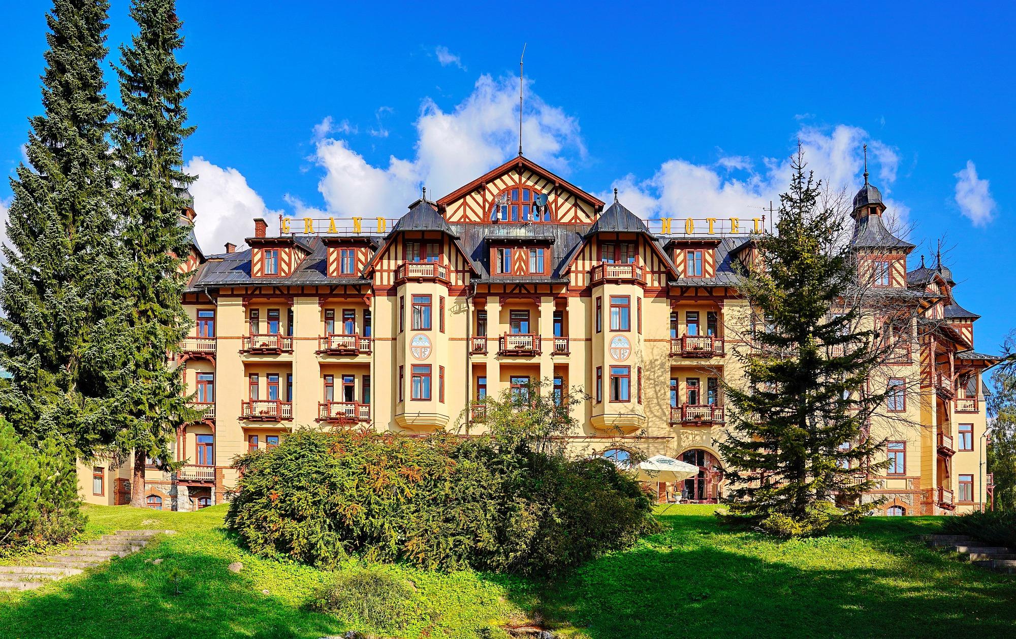 Tipy a zajímavosti / Grandhotel Starý Smokovec nabízí apartmány po slavných osobnostech