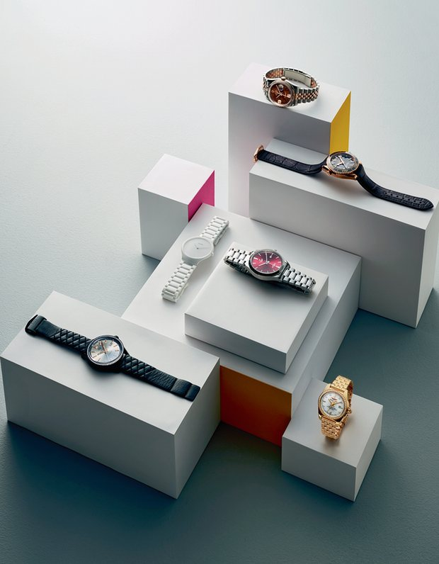 Móda / hodinky mix