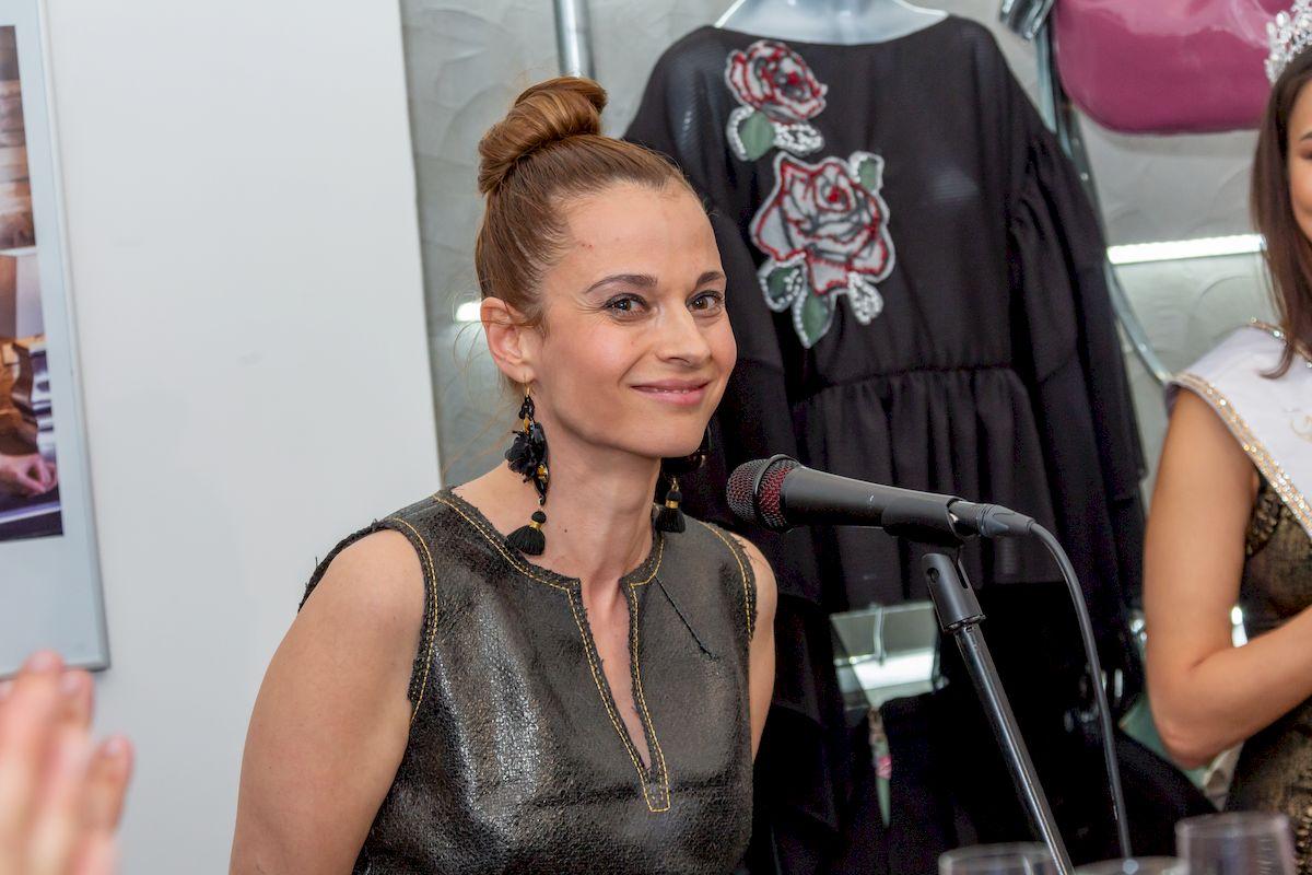 Móda / Lívia Bielovič je velmi žádanou herečkou v zahraničí