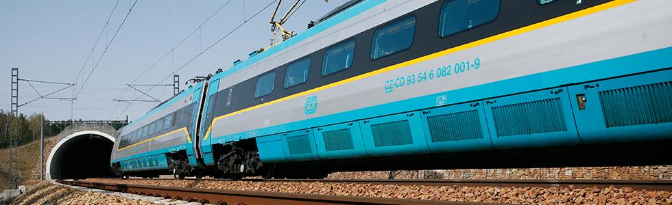 Ze společnosti / SC Pendolino je nejrychlejším spojem do Tater