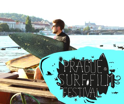 Kultura / Prague Surf Firm Festival odstartuje 1. října v pražském kině Pilotů