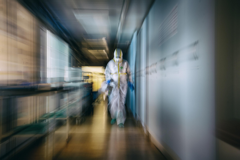 Tipy a zajímavosti / Slavná fotografka dokumentuje život v nemocnici